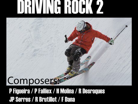 DRIVING ROCK 2