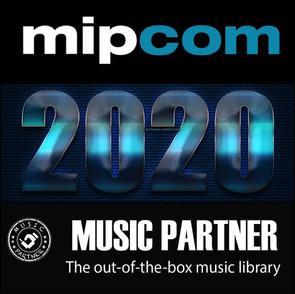MUSIC PARTNER ATTENDS MIPCOM ONLINE