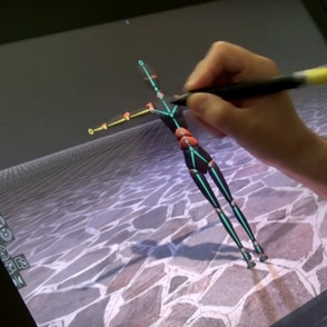 THE ART OF 3D ANIMATION