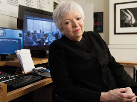 THELMA SCHOONMAKER, EDITING FOR MARTIN SCORSESE