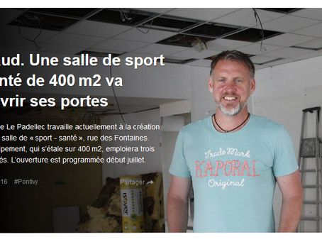 PRESSE - OUEST FRANCE