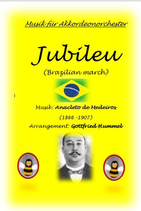 Jubileu (Brasilian march)  Stimmen