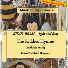 Kiddies Hymne - Sehr leichte Hymne