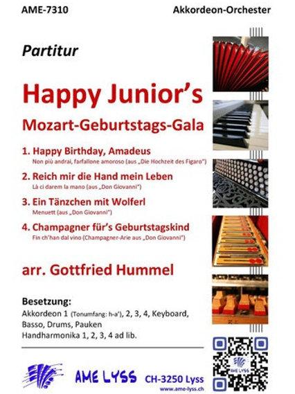Happy Junior´s  Mozarts Geburtstags Gala