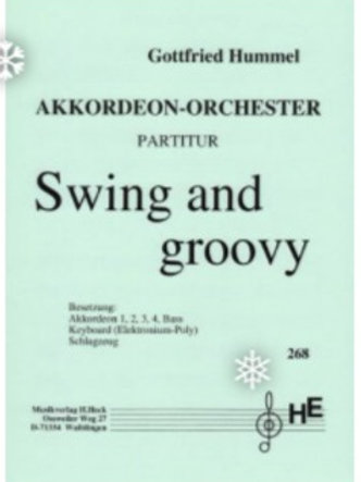 Swing and Groovy   Partitur