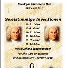 Bach´s Zweistimmige Inventionen
