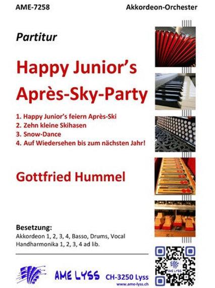 Happy Junior´s  Apres Ski Party