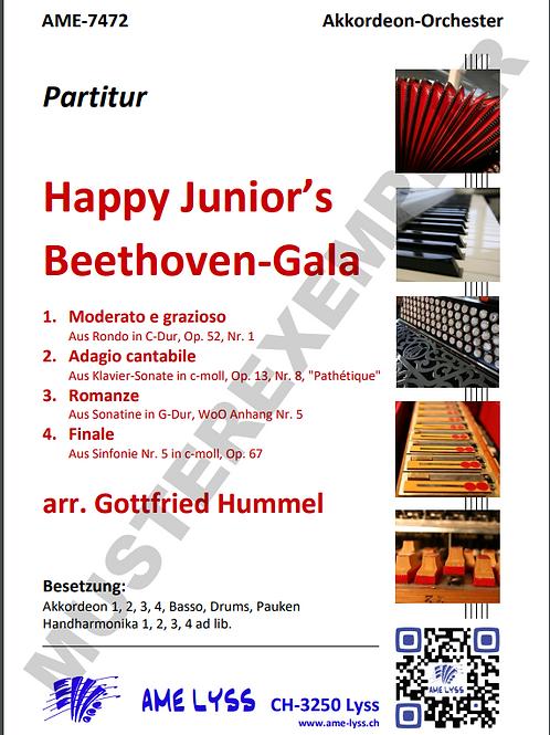 Happy Junior´s Beethoven Gala