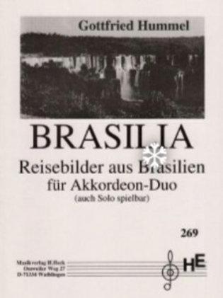 Brasilia - Reisebilder aus Brasilien