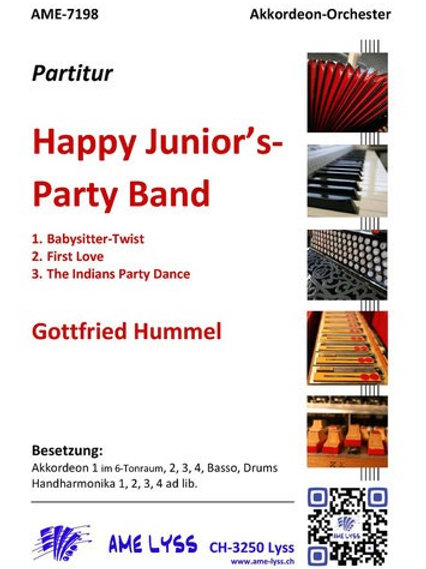 Happy Junior´s  Party Band