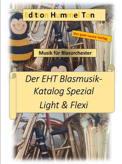 Edition Hmmel Ton Blasmusik light & flexi