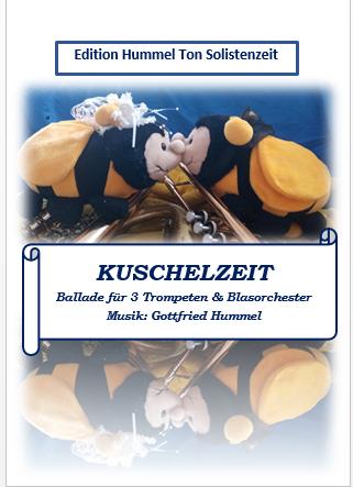 Kuschelzeit - Solo für 2-3 Trompeten