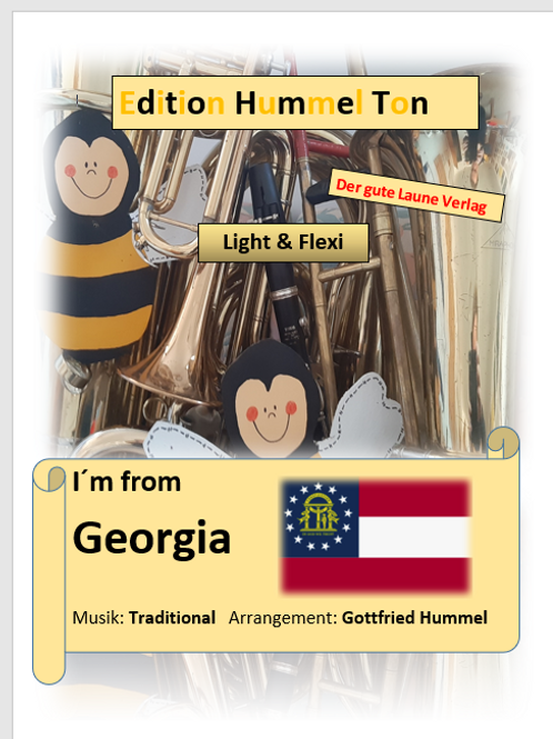 I´m from Georgia