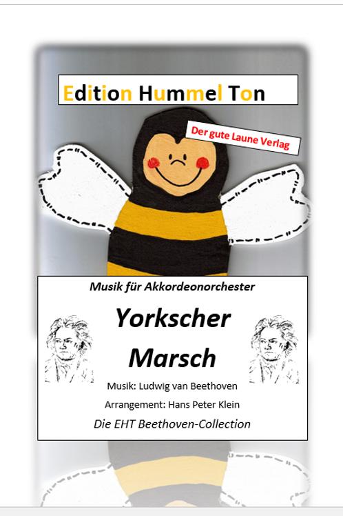 Yorkscher Marsch (Beethoven) Partitur