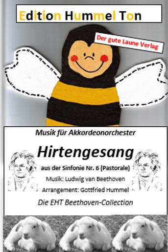"""Hirtengesang aus """"Pastorale"""" von Beethoven"""