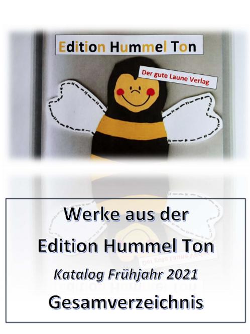 Edition Hmmel Ton Gesamtverzeichnis