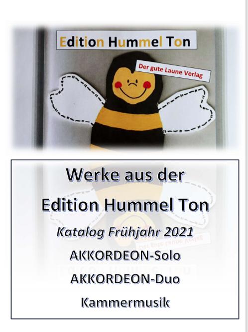 Edition Hmmel Ton Akkordeon Solo/Duo/Kammermusik