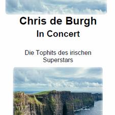 Chris de Burgh in Concert