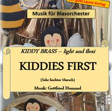 Kiddies First - Sehr leichter Marsch