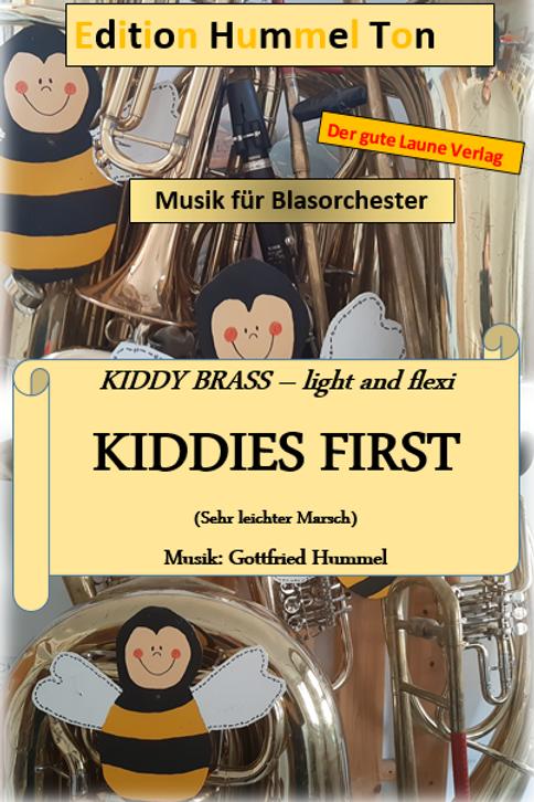 Kiddies First! - Blasmusik