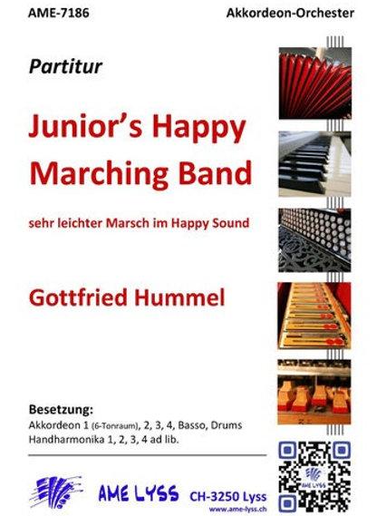 Happy Junior´s  Marching Band Partitur