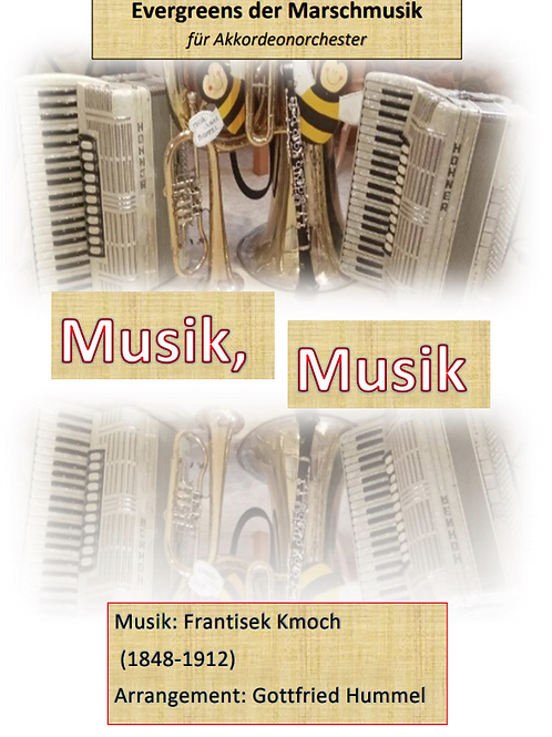 Musik, Musik für AO  - Partitur
