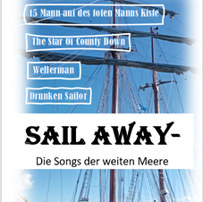 Sail away - die schönsten Shantys für BLO