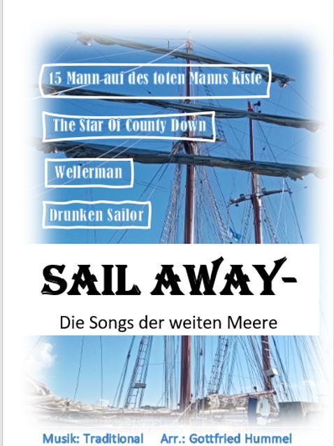 Sail Away - Die Songs der weiten Meere BLO