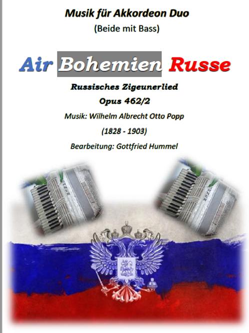 Air Bohemien Russe   - Russisches Zigeunerlied