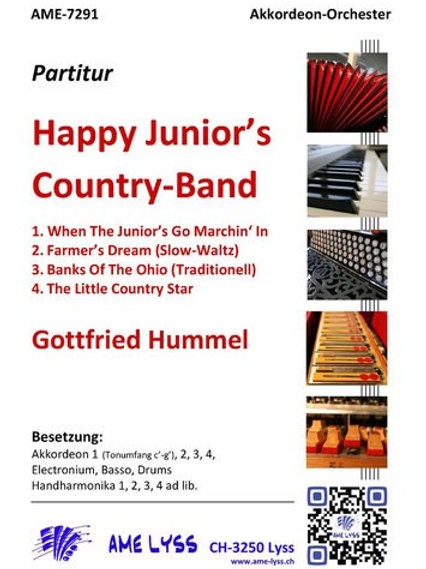 Happy Junior´s Country Band