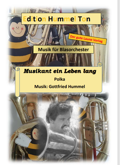 Musikant ein Leben lang, Flotte Polka
