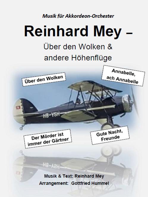 Reinhard Mey - Über den Wolken und andere Höhenflüge  Stimmensatz