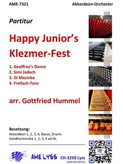 Happy Junior´s  Klezmer Fest
