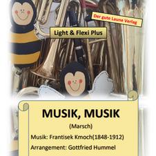 Musik, Musik in der light % flexi Version