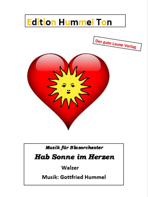 Hab Sonne im Herzen (Walzer)