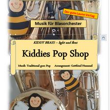 Kiddies Pop Shop - Popmusik für die Jugend