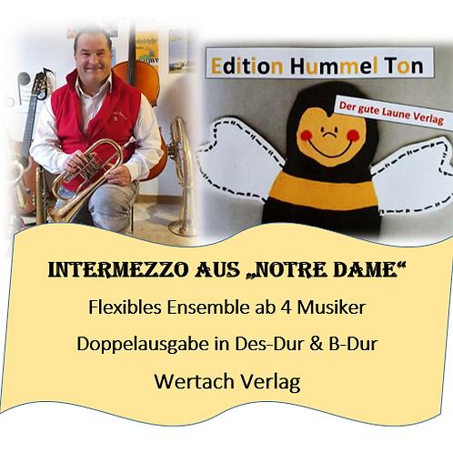 "Intermezzo aus ""Notre Dame"""