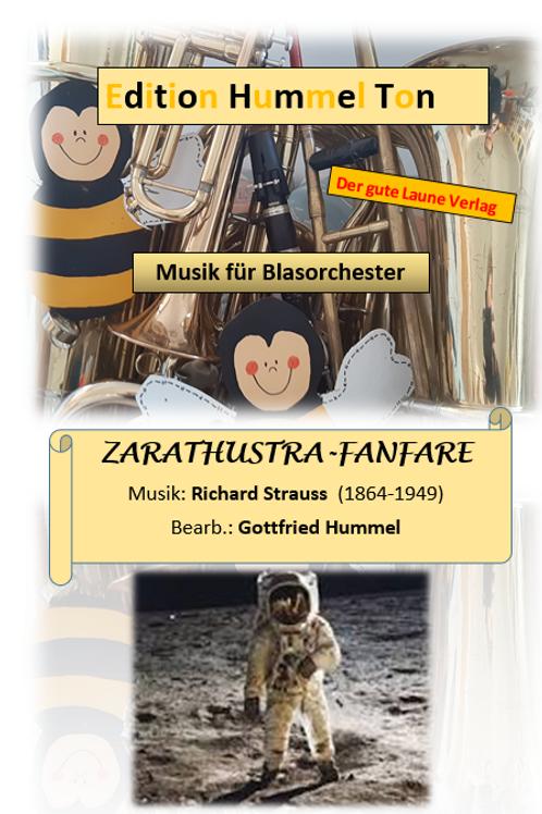 Zarathustra Fanfare Blasmusik