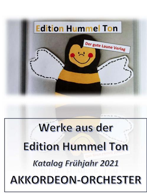 Edition Hmmel Ton Akkordeonorchester