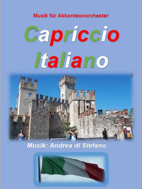Capriccio Italiano Stimmensatz