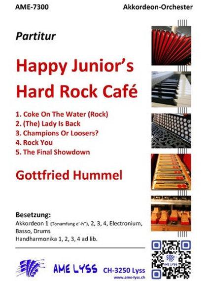 Happy Junior´s  Hard Rock Cafe