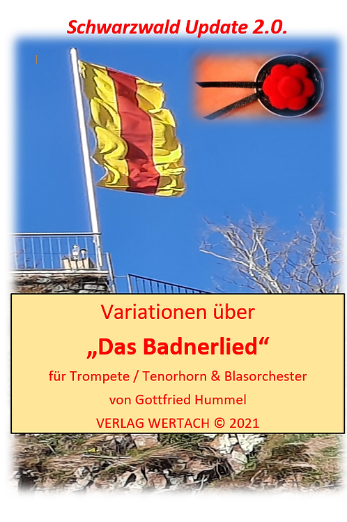 """Variationen über """"Das Badnerlied"""""""