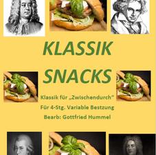 Klasik Snacks - Leichte Klassik geht immer!