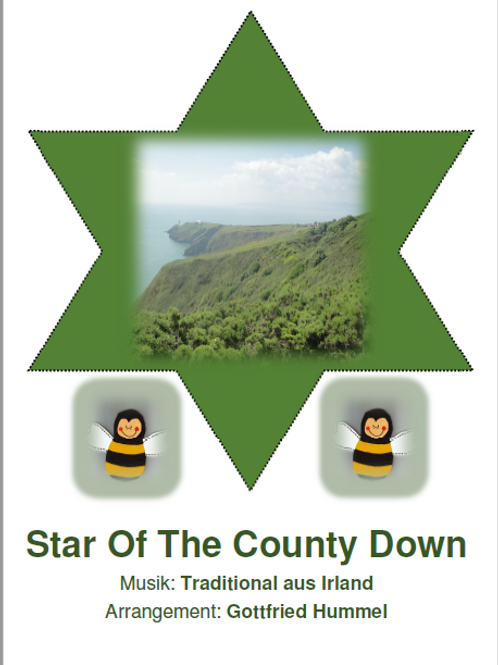 Star of the County Down Stimmen