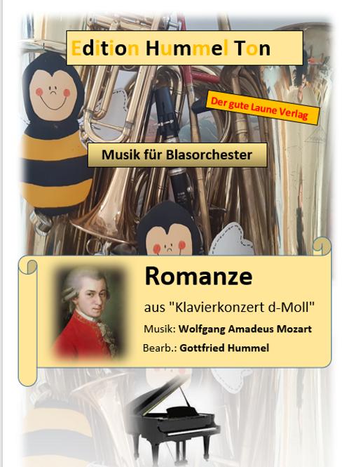 "Romanze aus ""Klavierkonzert d-Moll"" BLO"