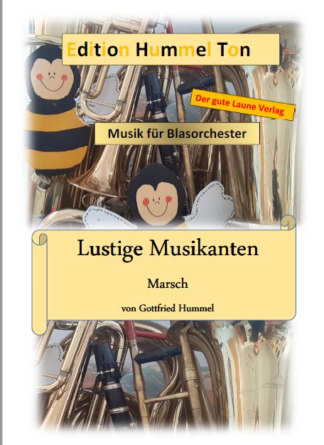 Lustige Musikanten - Leichter Marsch