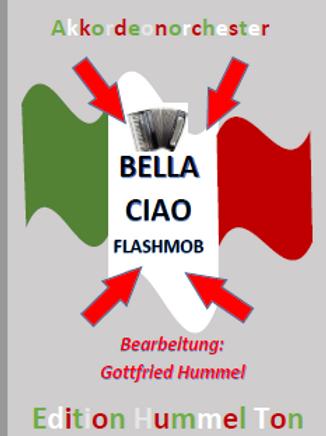 Bella Ciao - Flashmob Akkordeon