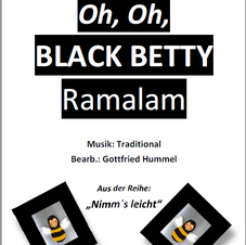 Oh, Oh, Black Betty