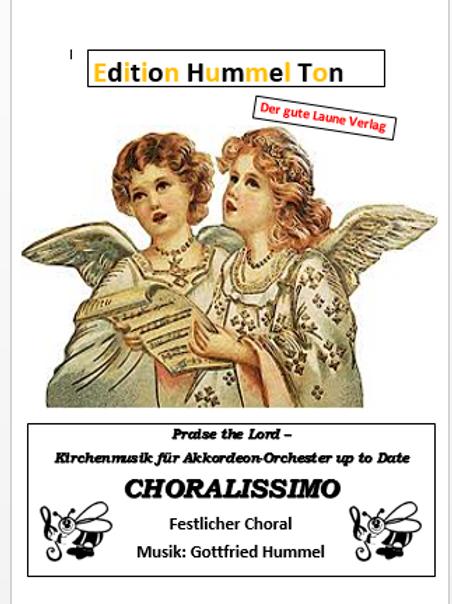 Choralissimo (Choral) Komplett