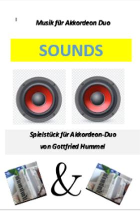 Sounds - Spielstücke für Akkordeon Duo